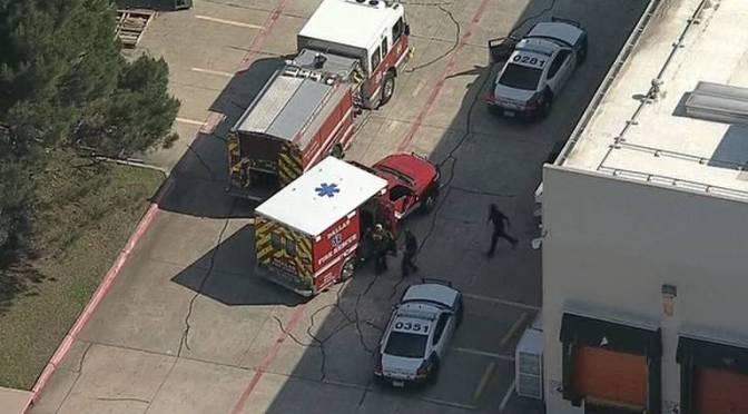 Dos policías y un civil heridos deja tiroteo en Home Depot de Dallas