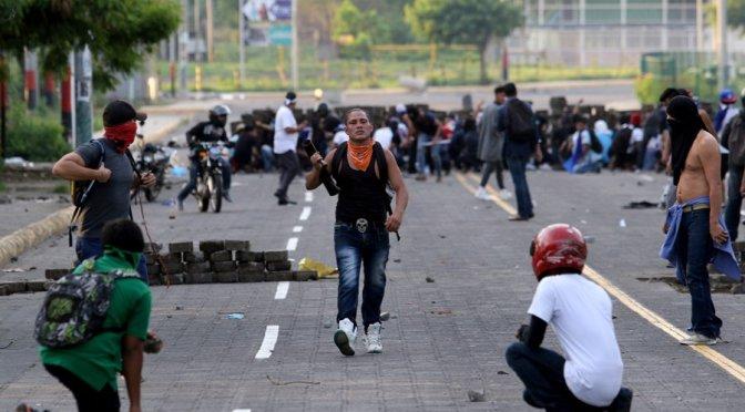 Reportan 11 muertos y 79 heridos en apoyo a Madres de Abril en Nicaragua