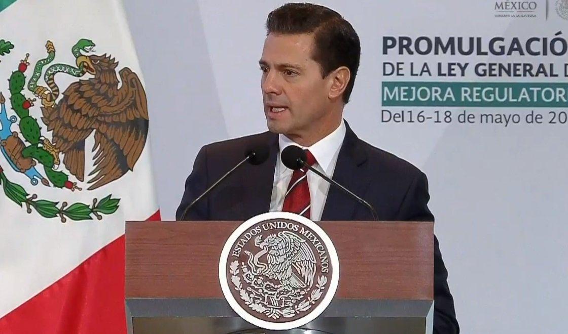 Por definir, hora de reunión entre Peña Nieto y López Obrador