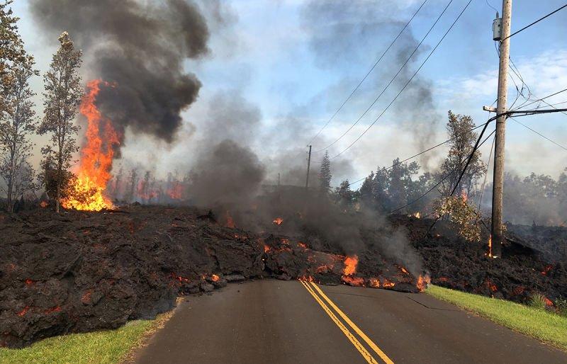 Alertan en Hawai por aumento de actividad volcánica del Kilauea