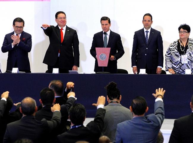 Industriales llaman a fortalecer mercado interno ante contexto global