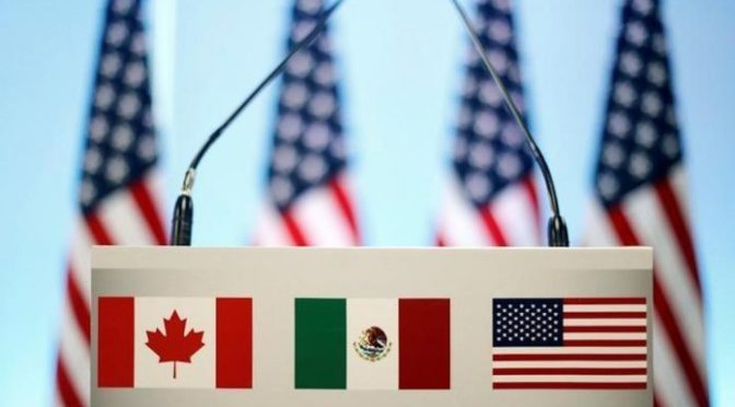 México busca empujar aprobación del T-MEC en Estados Unidos