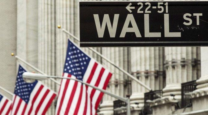 Dow Jones cierra con pérdida de 0.47 por ciento