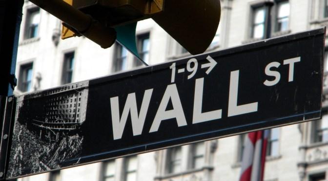 Dow Jones cierra con ganancia de 1.41 por ciento