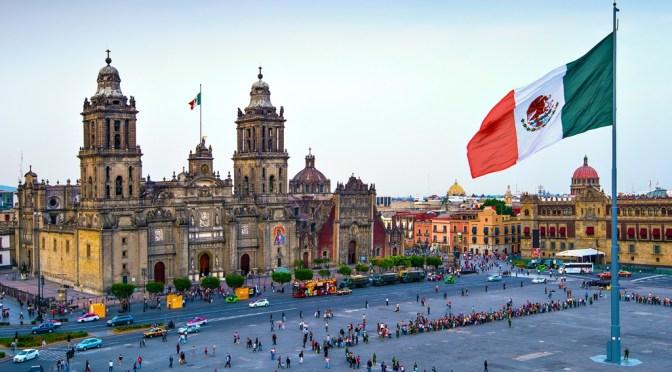 México ya es sexto país del mundo con más turistas internacionales