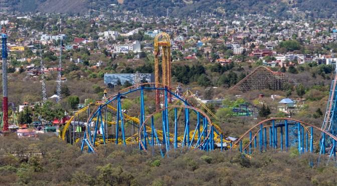 México, líder latinoamericano en parques temáticos y atracciones