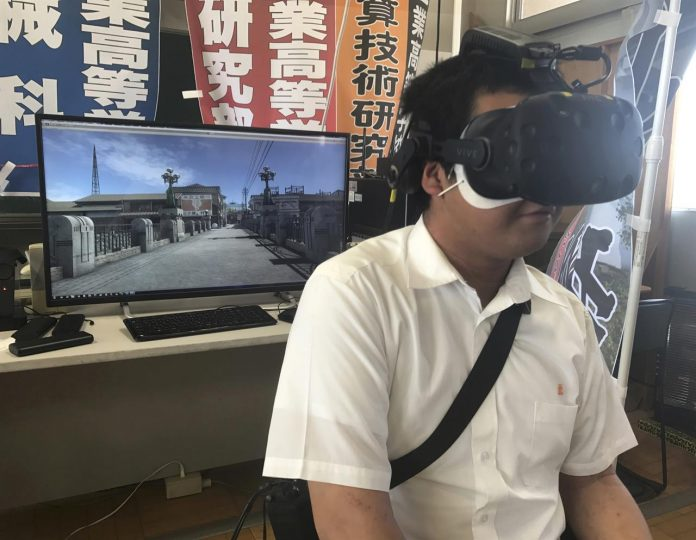 Recrean bombardeo a Hiroshima en realidad virtual