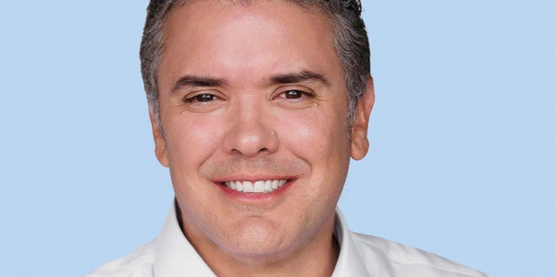 Iván Duque el presidente más joven de la historia en Colombia