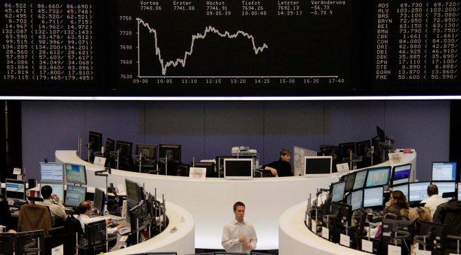 Cierra con pérdidas mayoría de principales mercados europeos
