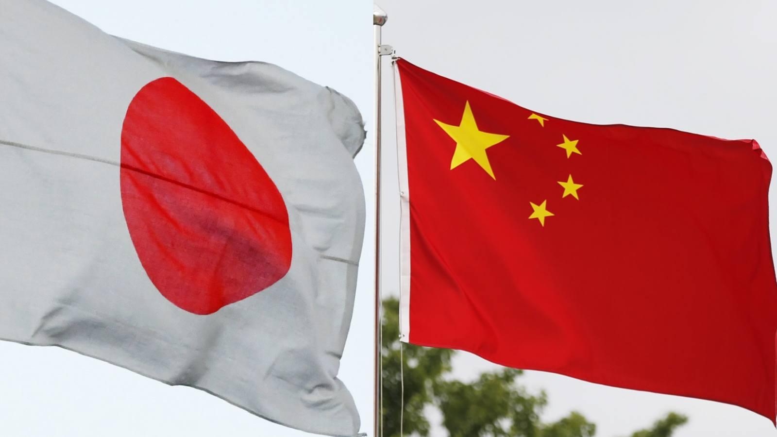 Japón y China dispuestos a reforzar sus relaciones