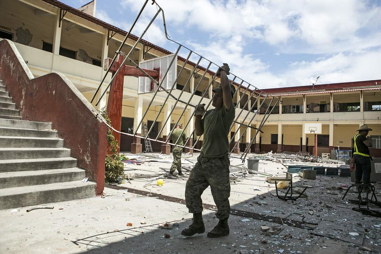 Gobierno federal invierte 18 mil 198 mdp en reconstrucción de escuelas