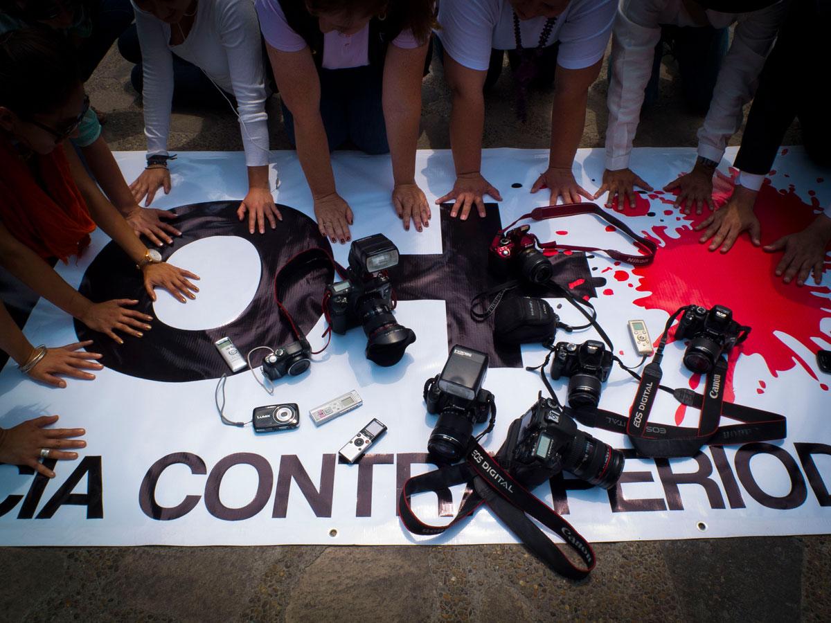 Festival de NY incluye muestra sobre ataques a la prensa en México