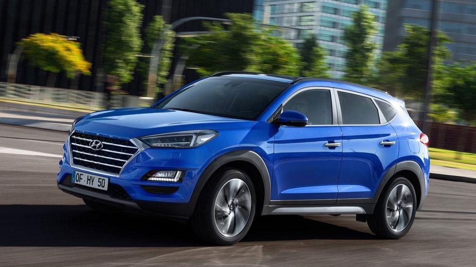 Hyundai Tucson o Hyundai Santa Fe