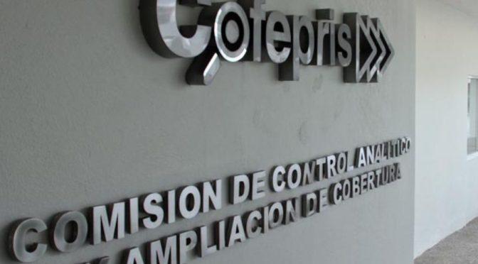 Roban casi 38 mil medicamentos contra el cáncer, alerta Cofepris