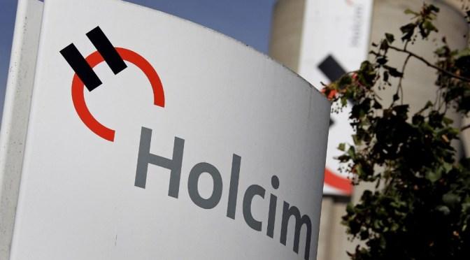 "Holcim, firma un compromiso ""Net Zero"""