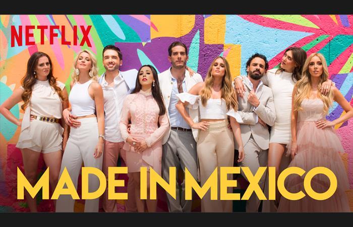 """""""Made in México"""", la serie de Netflix que retrata la vida de los millonarios"""