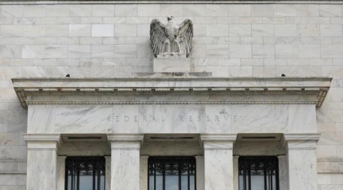Expectativas de endurecimiento de la Fed disminuyen