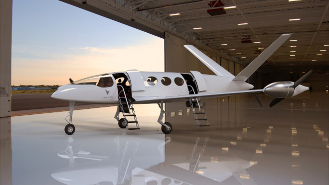 La revolución de los aviones eléctricos podría llegar antes de lo que piensas