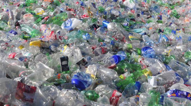 Acuerdan 180 países mayores regulaciones para control de residuos plásticos