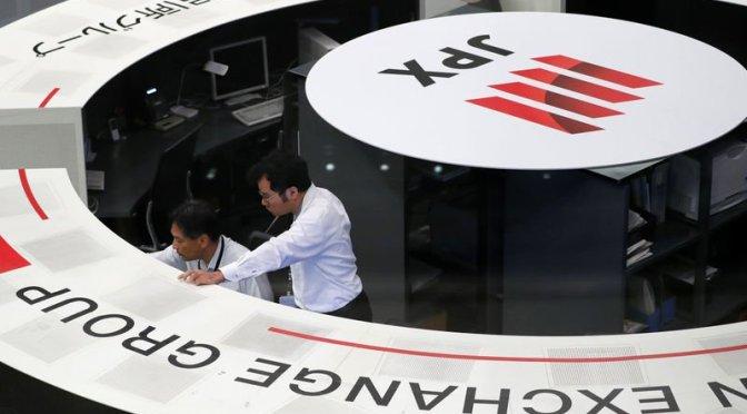 FED y Banco de Japón impulsan alzas en bolsas mundiales