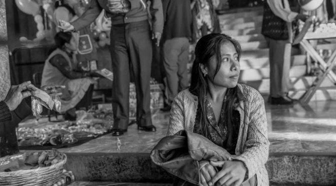 """#Entretenimiento   """"Roma"""" se llevó el Goya por Mejor Película Iberoamericana"""