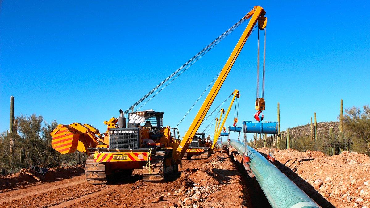 TransCanada trabajará con el gobierno para concluir gasoductos