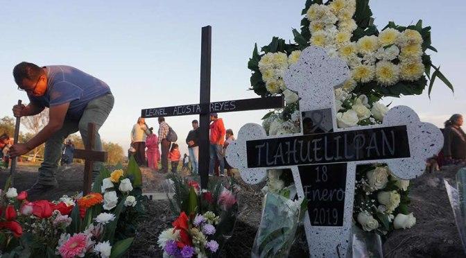 Sigue el huachicoleo en Hidalgo a un año de la tragedia en Tlahuelilpan
