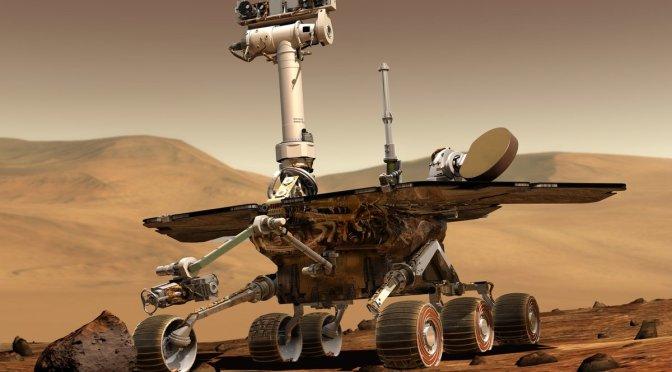 Cuatro objetivos de Mars2020, la misión que buscará vida en Marte