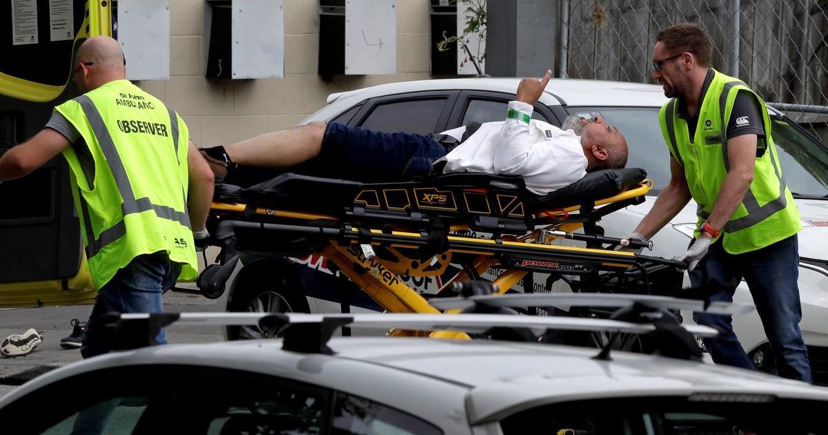 Reportan varios muertos en un tiroteo cerca de una mezquita en la localidad de Christchurch, Nueva Zelanda