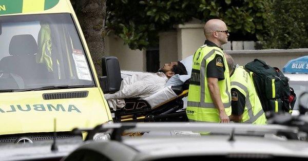 El tirador de Nueva Zelanda transmitió en vivo la masacre por Facebook Live