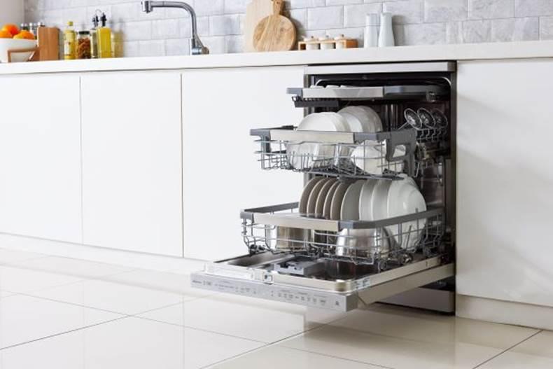 LG Dishwasher llega a México