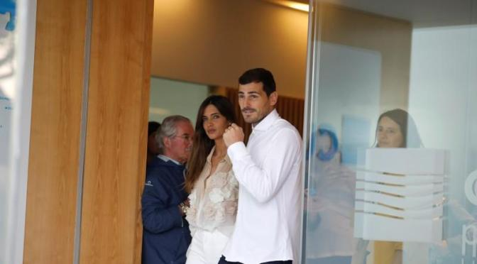 El mensaje de Iker Casillas después de recibir el alta médica
