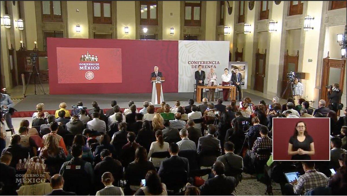 López Obrador anunció que hoy se hará oficial la nueva reforma educativa y se publicará en el Diario Oficial de la Federación