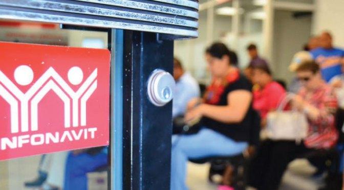 Infonavit informa que se han otorgado diferimientos en el pago de contribuciones sociales por 228 millones de pesos
