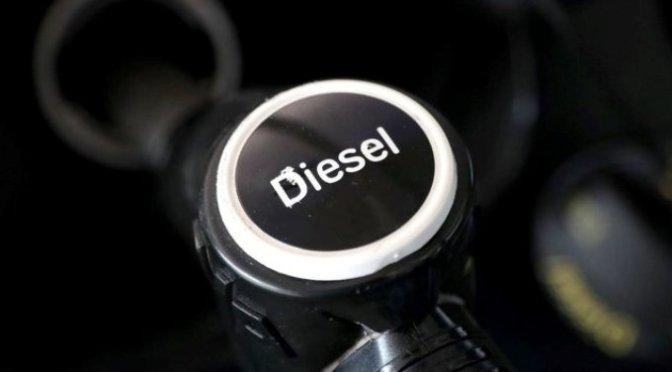 Ingresos por impuesto de gasolinas y diesel crecen 66.5 por ciento
