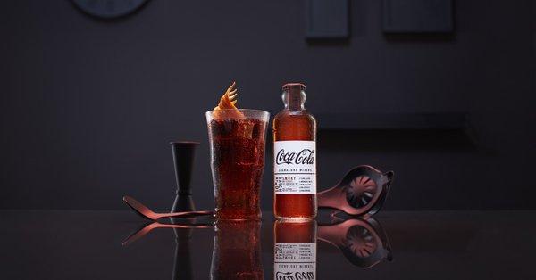 Coca-Cola  tiene nuevos mezcladores