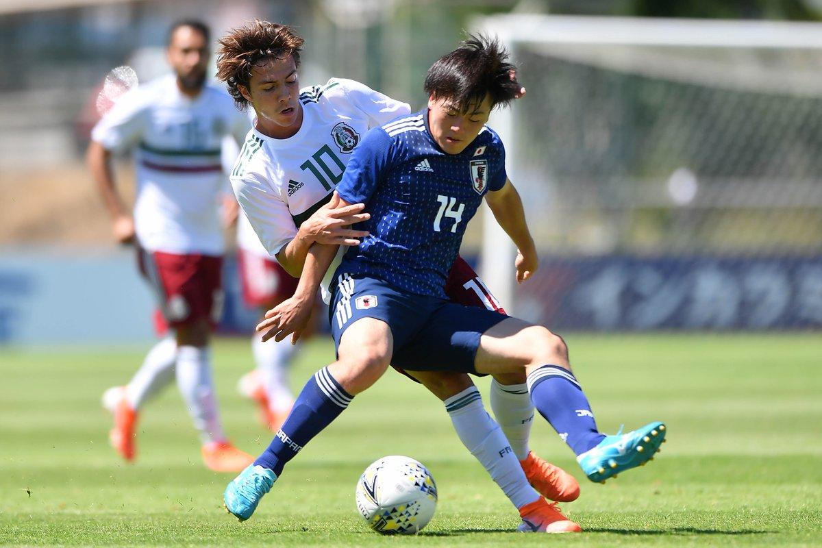 Japón vence en penales a México y avanza a Final del torneo Esperanzas de Toulon