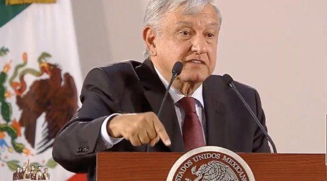 López Obrador tiene una manera coloquial de interpretar la realidad: Inegi