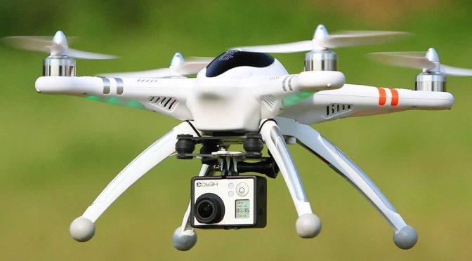 Crecerá 180% registro de drones para servicios