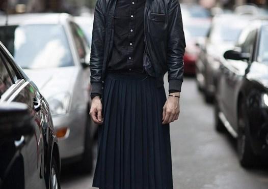 Usar faldas de hombre sin perder el estilo
