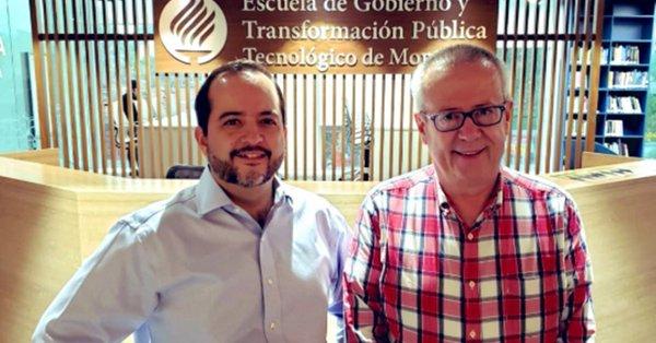Carlos Urzúa ya tiene trabajo en el Tec de Monterrey