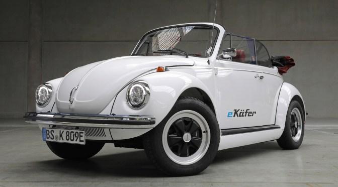 """Volkswagen lanzará un """"vocho"""" eléctrico"""