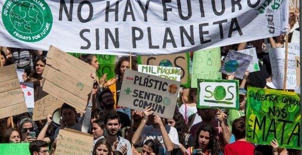 Reconoce ONU la Inspiración y Acción del movimiento Fridays For Future