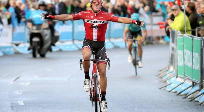 El danés Mads Pedersen se coronó en el Mundial de Ciclismo de Ruta