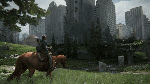 The Last Of Us II se está robando todos los reflectores