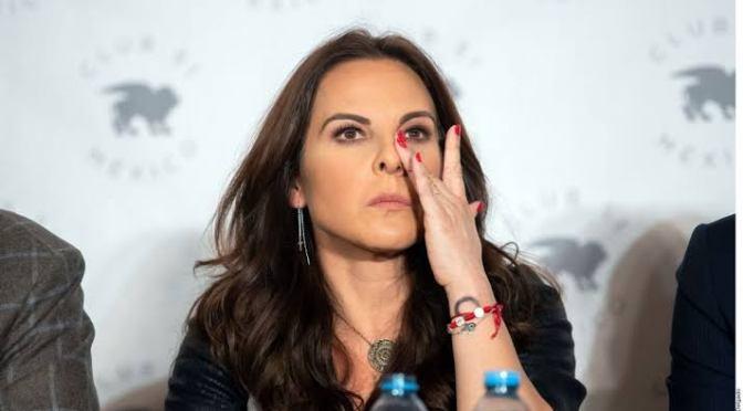 Kate del Castillo exige más de mil millones de pesos al gobierno