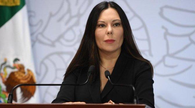 Con 349 votos a favor, 42 en contra y 37 abstenciones, Laura Rojas fue elegida como presidenta de la Mesa Directiva de la Cámara de Diputados