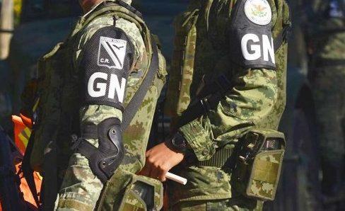 Publicaron ubicación de la sede de la Guardia Nacional