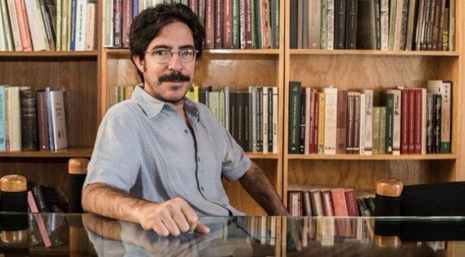 Sale Pedro Salmerón del INEHRM, Felipe Ávila es el nuevo director