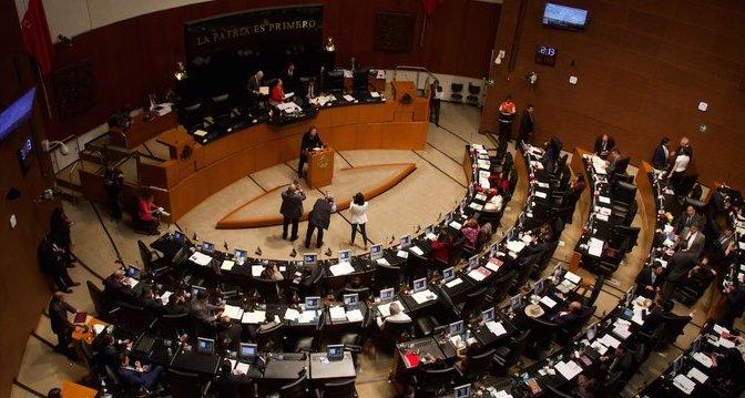 Senado aprueba, en lo general, leyes secundarias de la Reforma Educativa